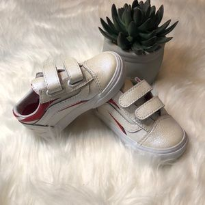 Vans Toddler Limited Edition David Bowie